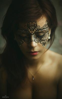 Le loup - Maquillage artistique