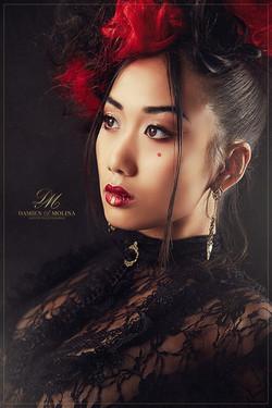 La Duchesse - Maquillage artistique