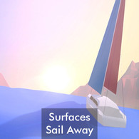 Surfaces - Sail Away (lyric video)