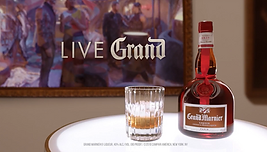 grand marnier watercolor commercial thumbnail