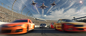 daytona day fox nascar vfx