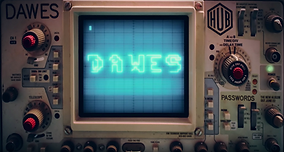 dawes passwords MV LV music lyric video graphics animation