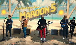 maroon 5 - 3 little birds