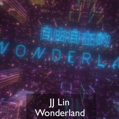 jj lin wonderland