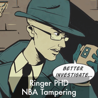 Ringer PhD NBA Tampering
