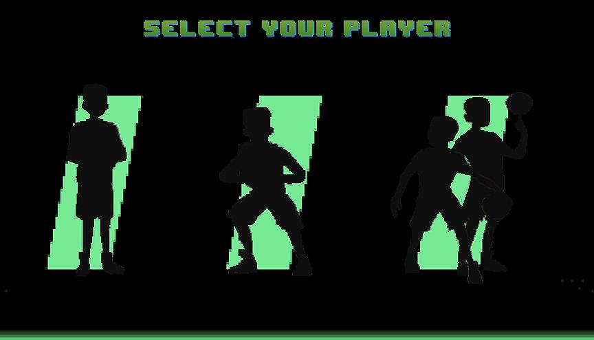 player empowerment basketball nba retro motion graphics