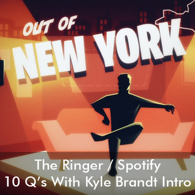 Ringer - Spotify 10 Q/s with Kyle Brandt