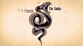 eric church the snake MV LV music lyric video graphics animation