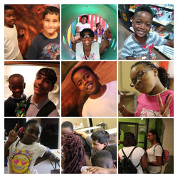 Summer Camp Photo Collage