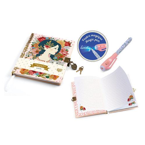 Oana Secret Notebook with Magic Pen