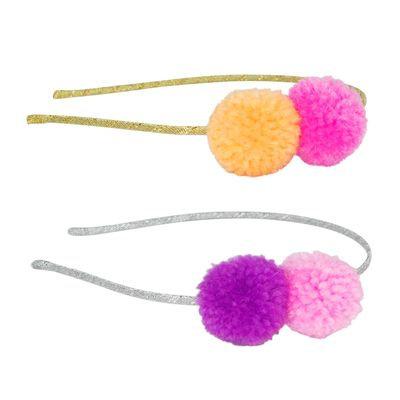 Cutie Pom Pom Headband