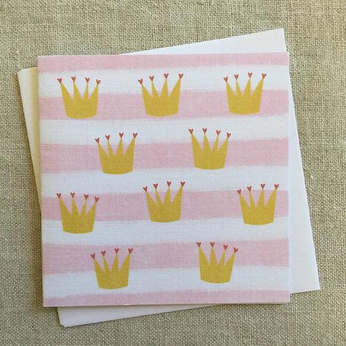 Petit Princess Card