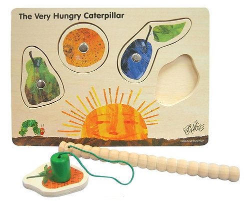 Hungry caterpillar game