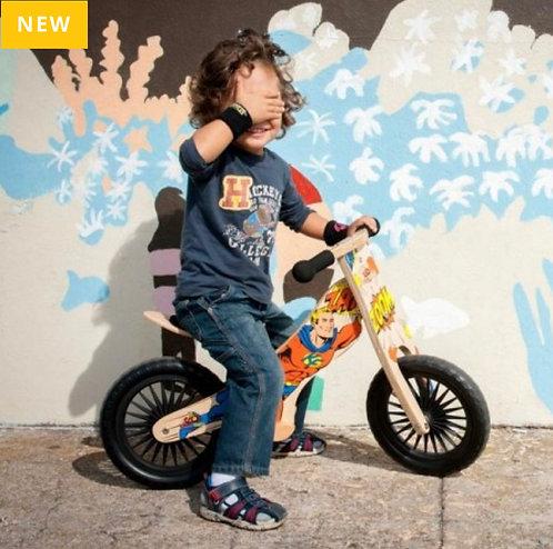 Balance Bike - Retro Superhero