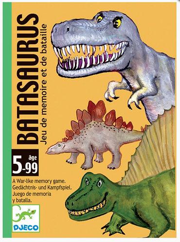 Batasaurus Card Game