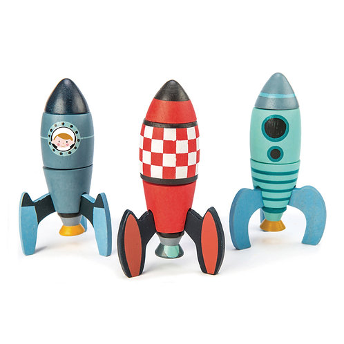 Rocket Construction Set