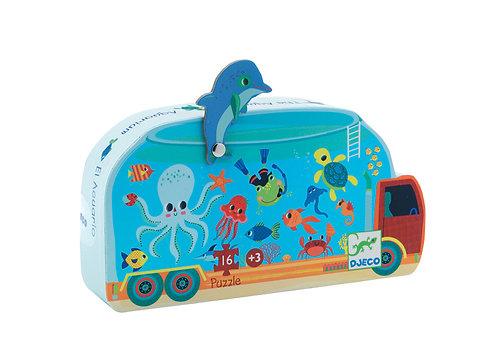 The Aquarium 16 piece Puzzle