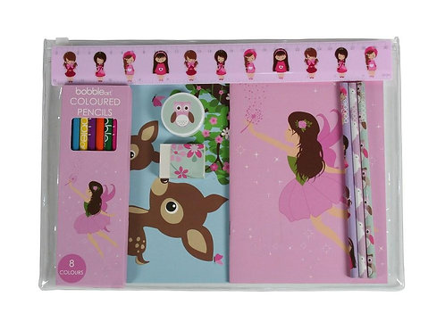 Stationery Pack - Pink