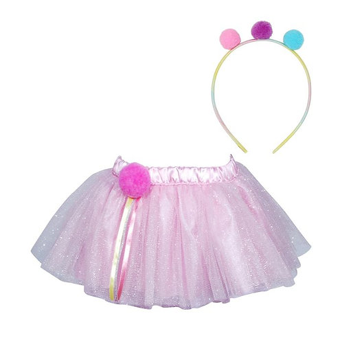 Dreamer Dancer tutu & headband set