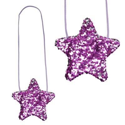 Magical Moments Shoulder Bag - Lilac