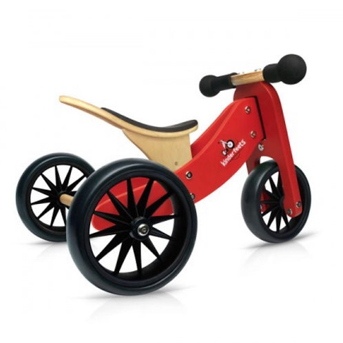 Tiny Tot 2-in-1 Trike - Red