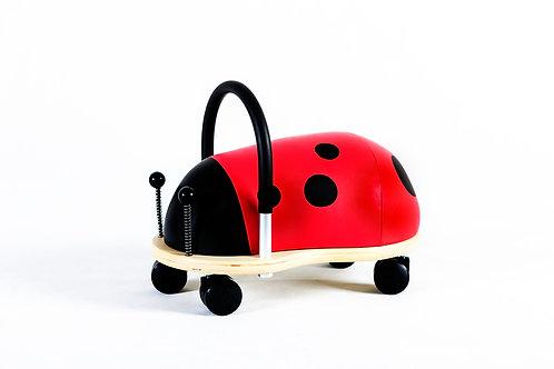 Ladybug small Wheely Bug