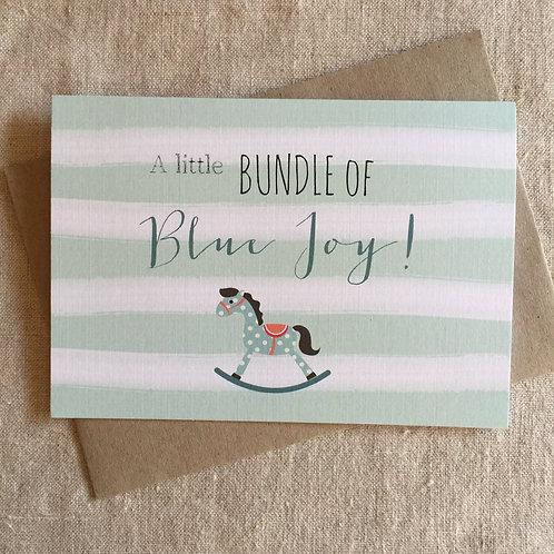 Bundle of Blue Joy