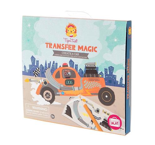 Transfer Magic - Create A Car
