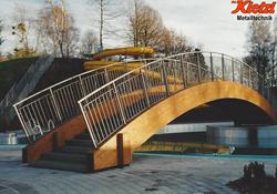 Brücke Freibad Mattighofen