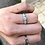 Thumbnail: Five stones ring - טבעת חֲמֵשֶׁת האבנים