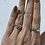 Thumbnail: The Pear shape set - טבעת טיפה