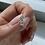 Thumbnail: The Studs - עגילי יהלום צמודים