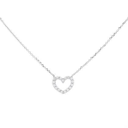 The Heart necklace - שרשרת הלב