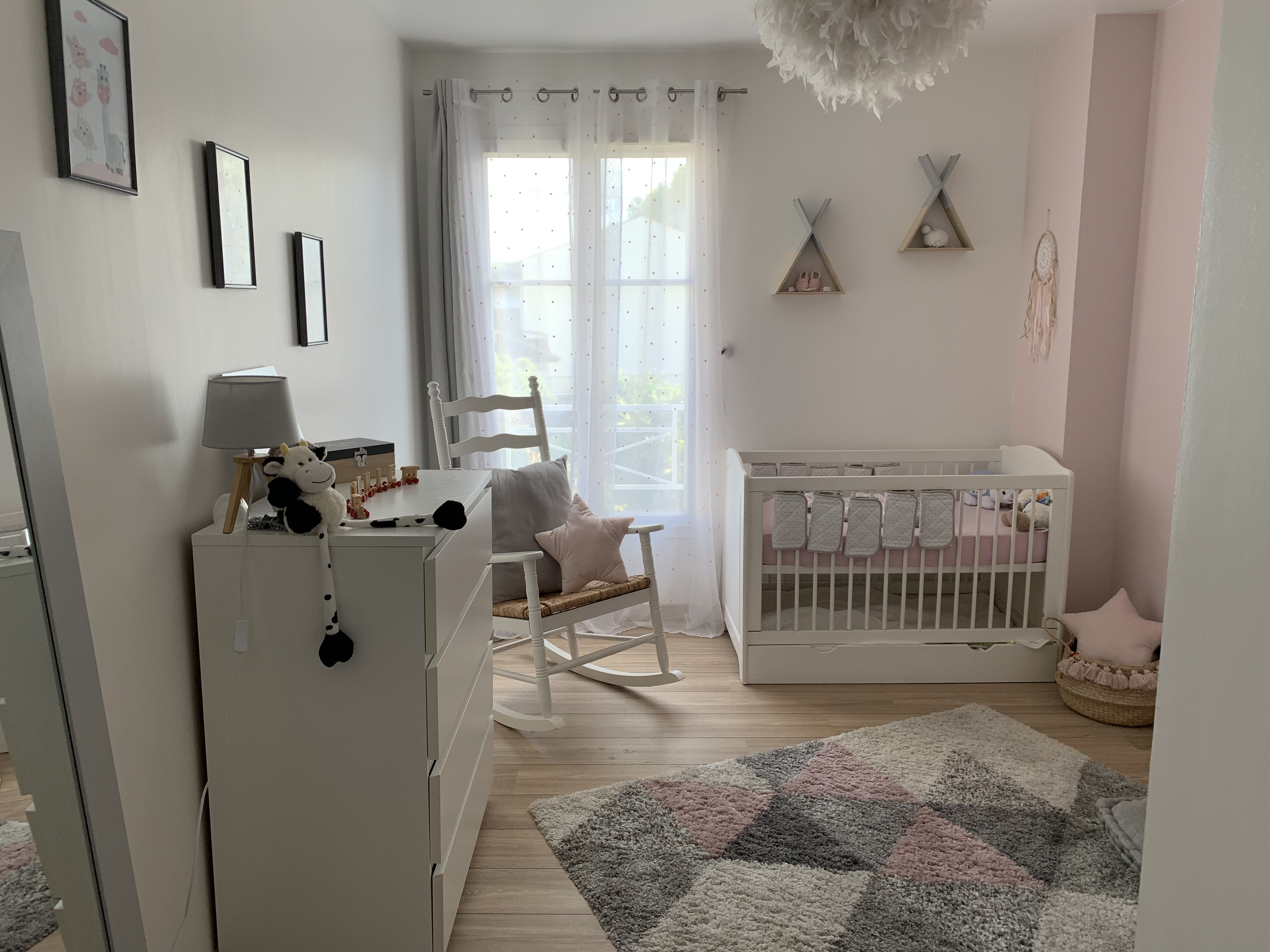 Chambre bébé - St Arnoult 3