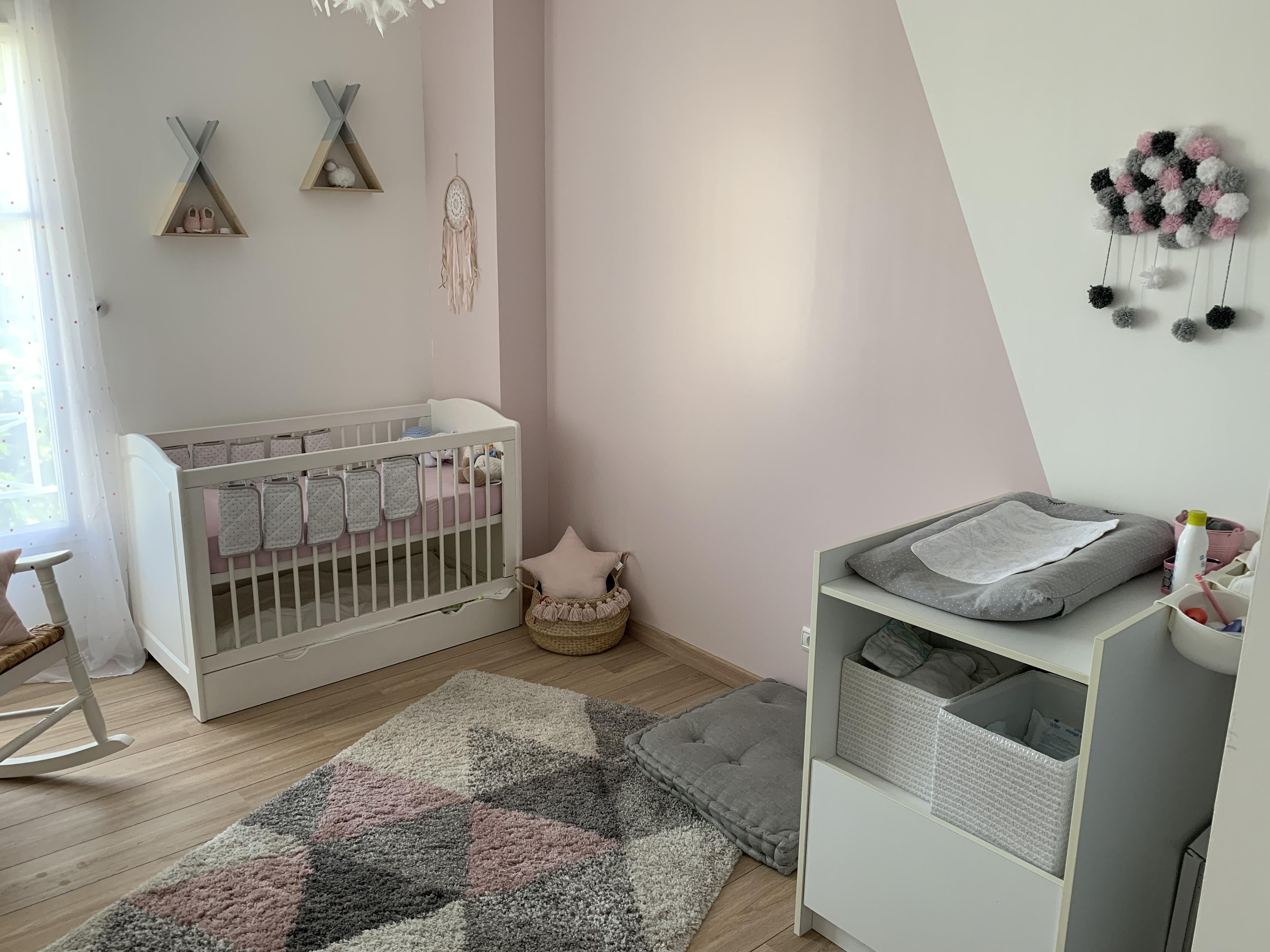 Chambre bébé - St Arnoult 4