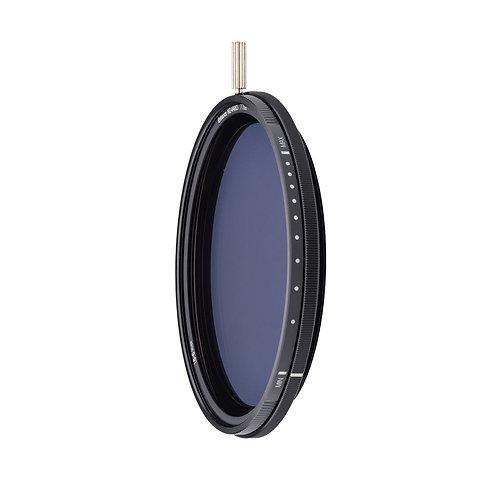 NiSi 40.5mm ND-VARIO Pro Nano 1.5-5stops Enhanced Variable ND