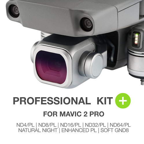 NiSi Professional Kit+ for Mavic 2 Pro