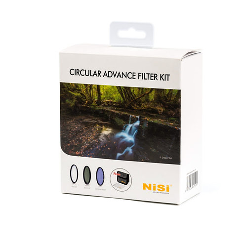 NiSi Circular Advance Filter Kit  (Various Sizes)