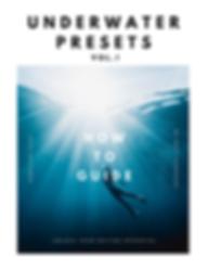 Etchd Underwater Presets Vol.1 - Preset Guide