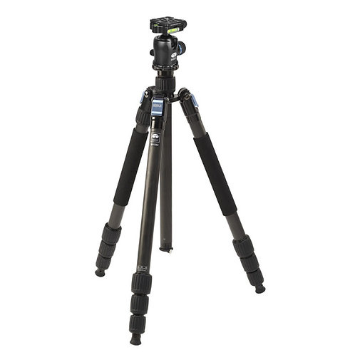 Sirui W-1204 Waterproof Carbon Fibre Tripod with K-20II Ball Head
