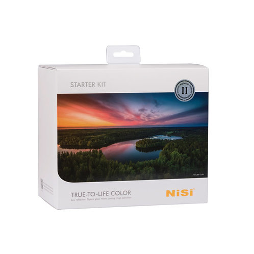 NiSi Filters 100mm Starter Kit Second Generation II (Australian Edition with Enh