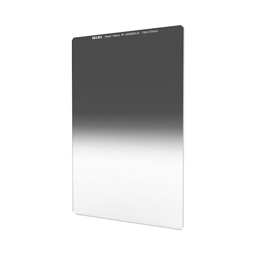 NiSi 150x170mm Nano IR Hard Graduated ND Filter – GND8 (0.9) – 3 Stop