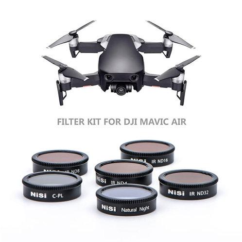 NiSi Filter kit for DJI Mavic Air (6 Pack)