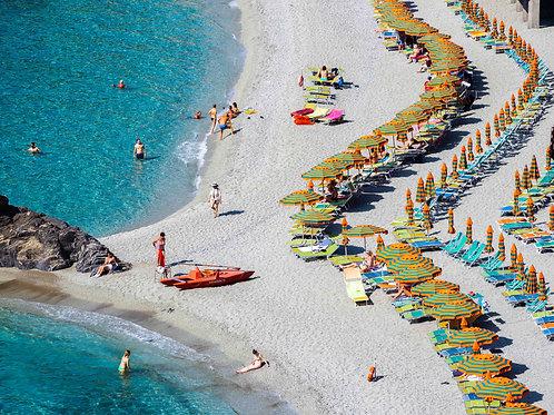 Monterosso al Mare Swimmers