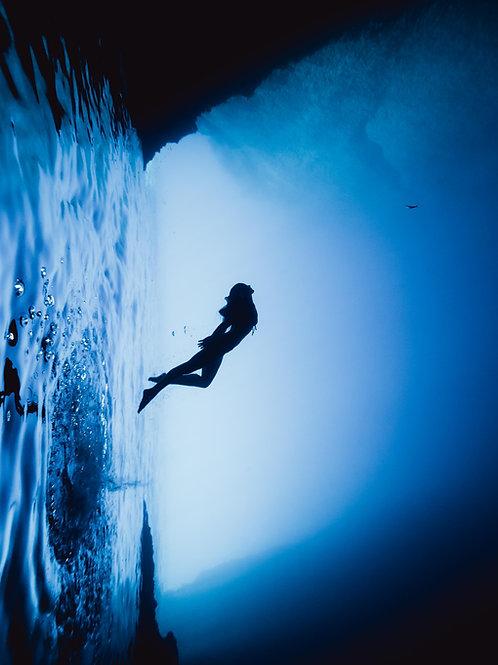 Blue Cave: Kastellorizo