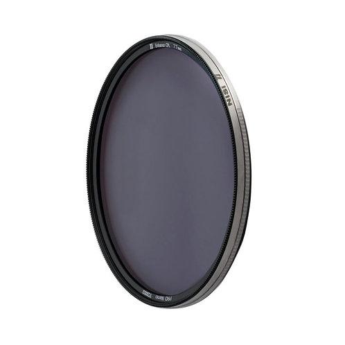 NiSi Ti Enhanced CPL Circular Polarizer Filter (Titanium Frame)