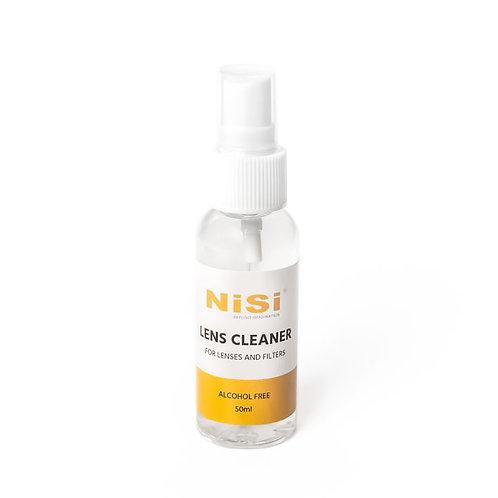 NiSi Liquid Lens Cleaner 50ml (Alcohol-Free)