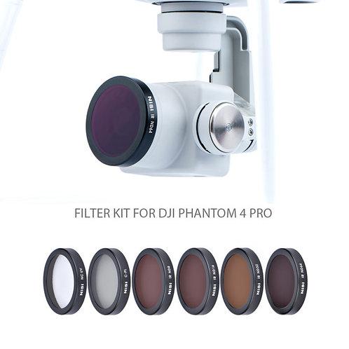 NiSi Filter kit for DJI Phantom 4 Pro (6 Pack)