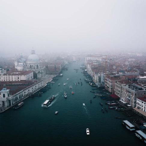Venice: Under The Fog Of Night