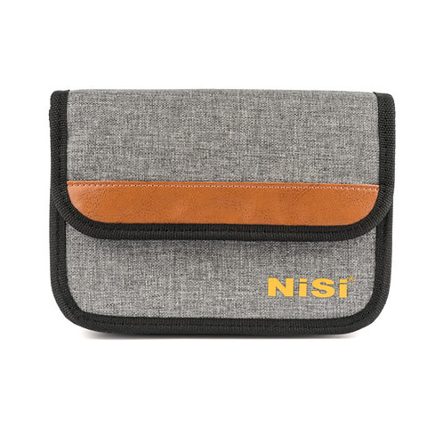 NiSi 100mm Filter Pouch PLUS for 9 Filters (Holds 4 x 100x100mm and 5 x 100x150m